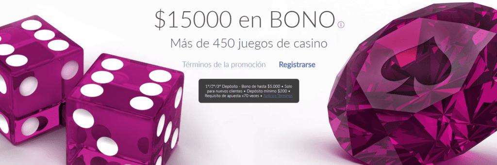 Ruby fortune casino es un de los mejores casinos en linea en Mexico